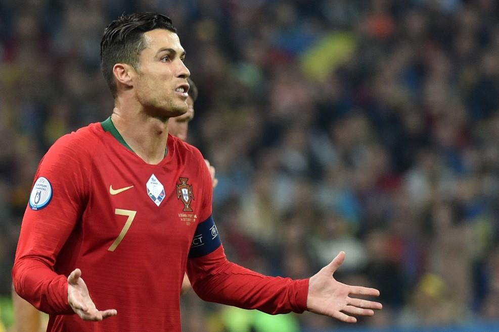 Ronaldo Ukraine
